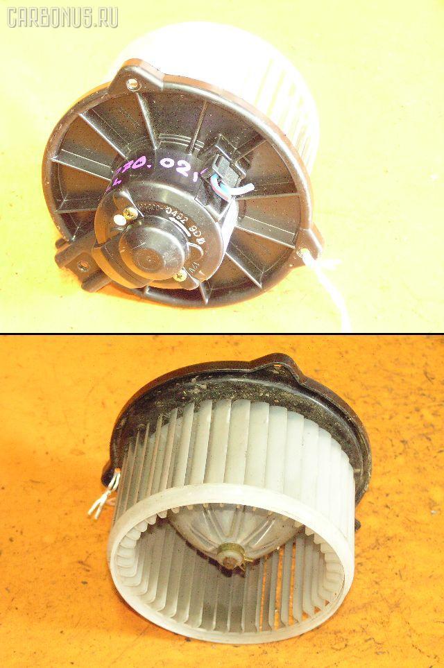 Мотор печки TOYOTA WILL CYPHA NCP70. Фото 1