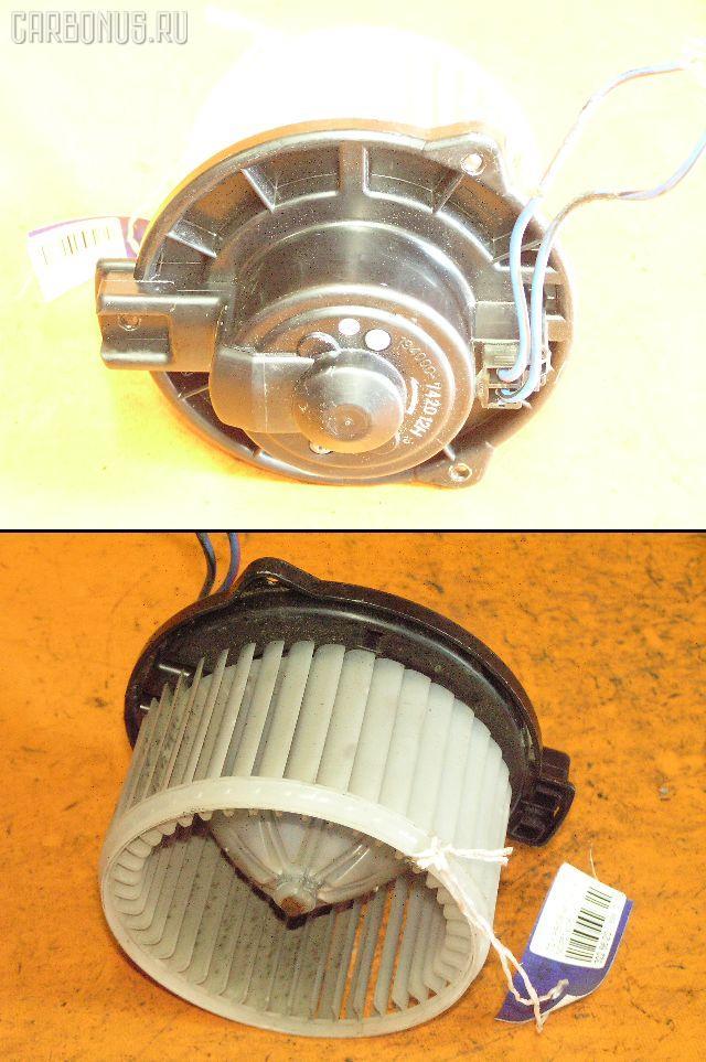 Мотор печки TOYOTA PROBOX NCP51V. Фото 3