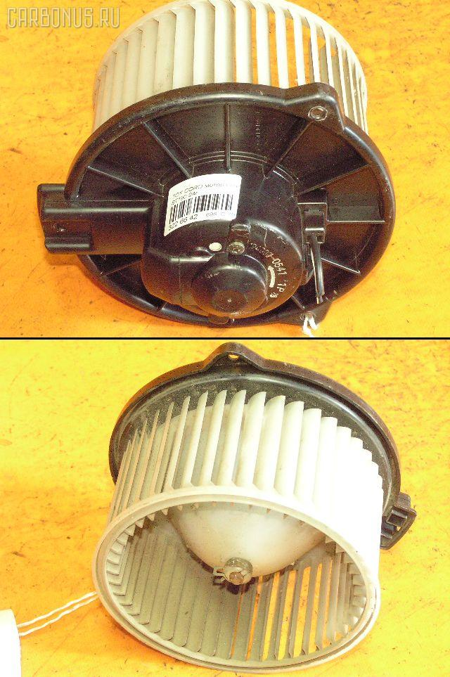 Мотор печки TOYOTA CORONA ST190. Фото 5