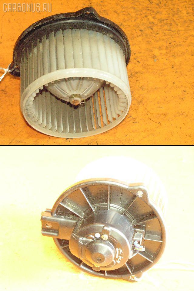 Мотор печки TOYOTA WILL CYPHA NCP70. Фото 2