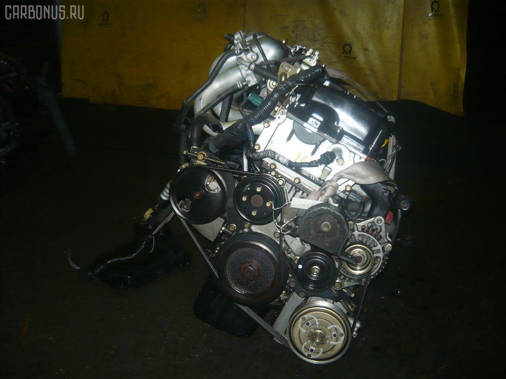 Двигатель NISSAN BLUEBIRD SYLPHY QG10 QG18DE. Фото 1