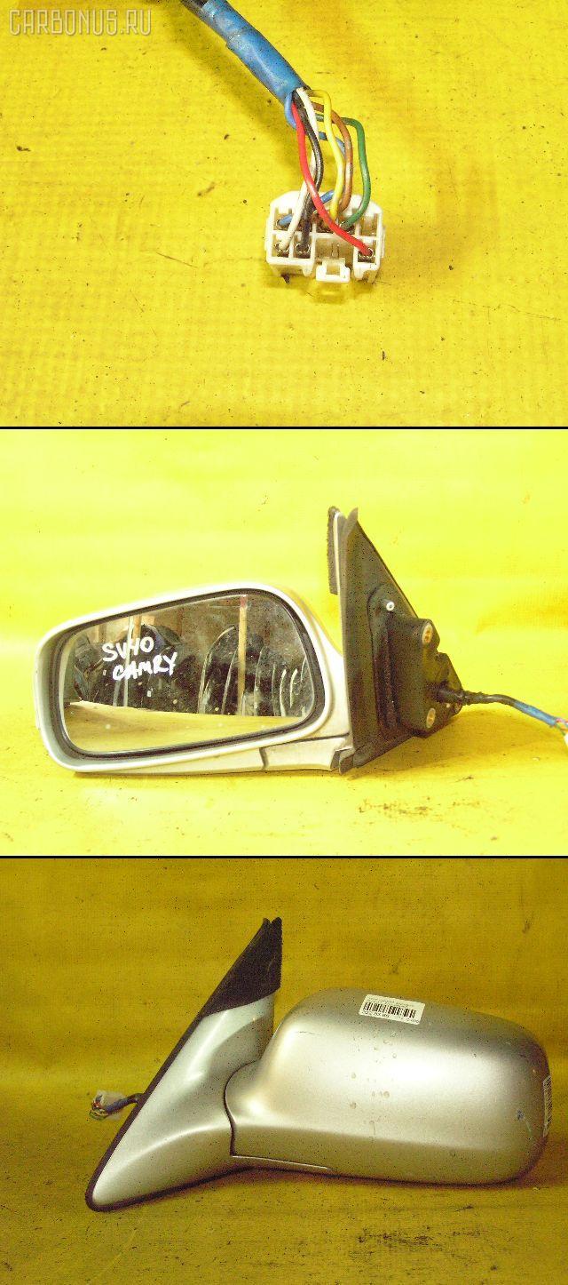 Зеркало двери боковой TOYOTA CAMRY SV40. Фото 6