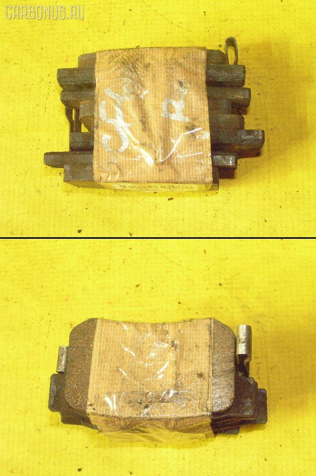 Тормозные колодки HONDA ACCORD WAGON CF6 F23A