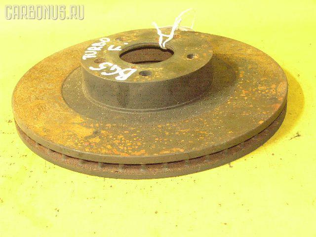 Тормозной диск SUBARU LEGACY WAGON BG5. Фото 5