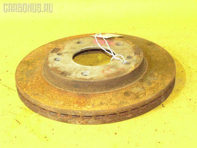 Тормозной диск MITSUBISHI PAJERO MINI H58A Фото 1