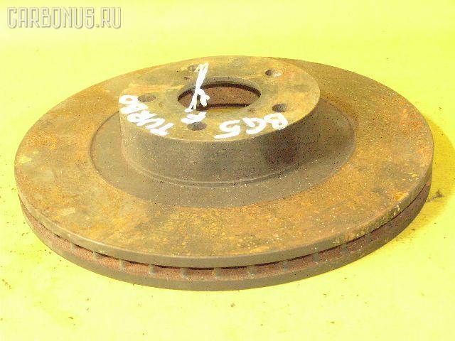 Тормозной диск SUBARU LEGACY WAGON BG5. Фото 6