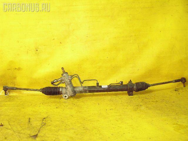 Рулевая рейка TOYOTA MARK II QUALIS MCV25W 2MZ-FE. Фото 6
