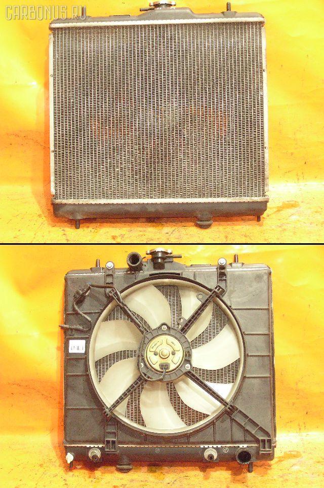 Радиатор ДВС MITSUBISHI PAJERO MINI H58A 4A30. Фото 6