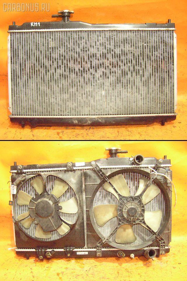 Радиатор ДВС HONDA S-MX RH1 B20B. Фото 7