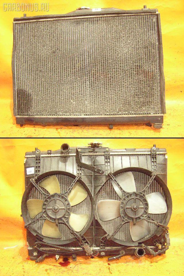 Радиатор ДВС HONDA LEGEND KA9 C35A. Фото 8