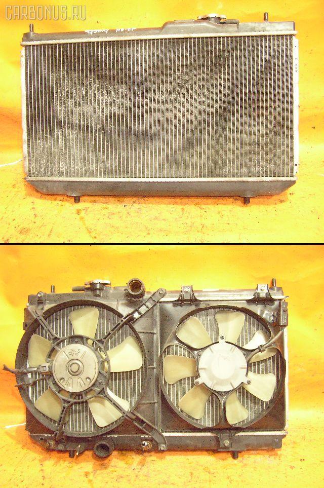 Радиатор ДВС DAIHATSU PYZAR G301G HD-EP. Фото 2