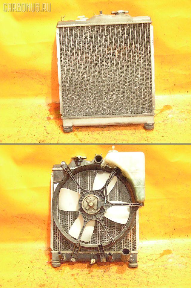 Радиатор ДВС HONDA CAPA GA4 D15B. Фото 5