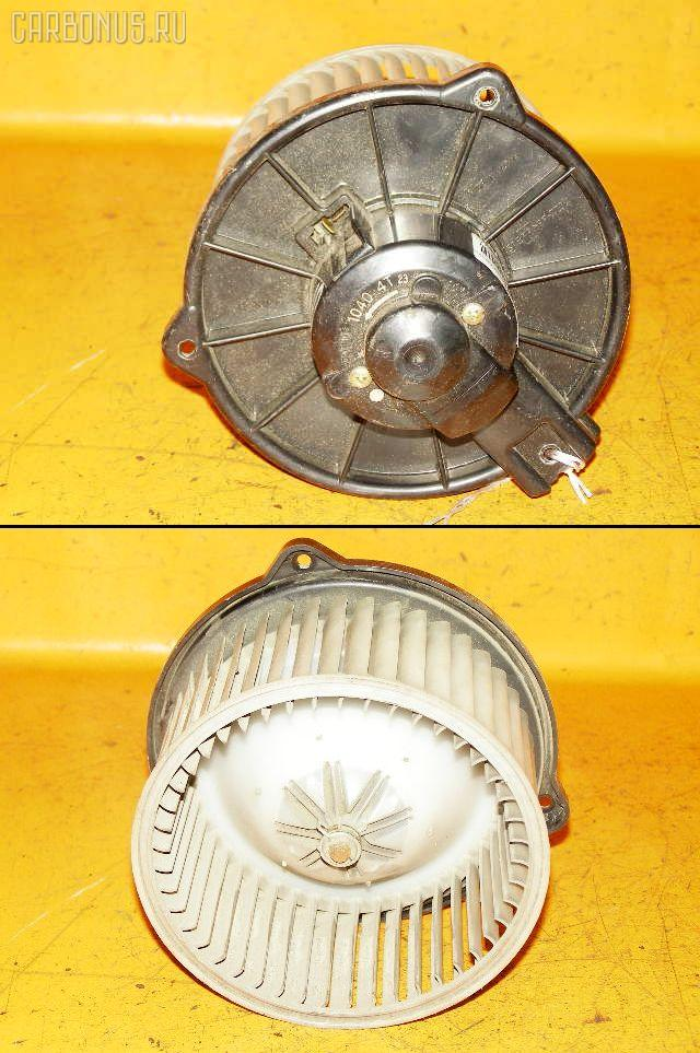 Мотор печки TOYOTA CALDINA ST210G. Фото 6