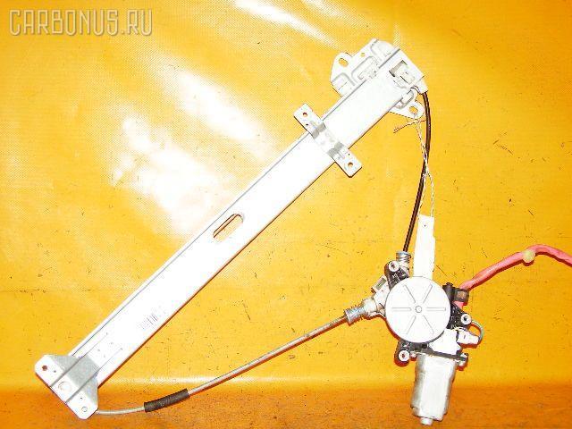 Стеклоподъемный механизм HONDA FIT GD1. Фото 7