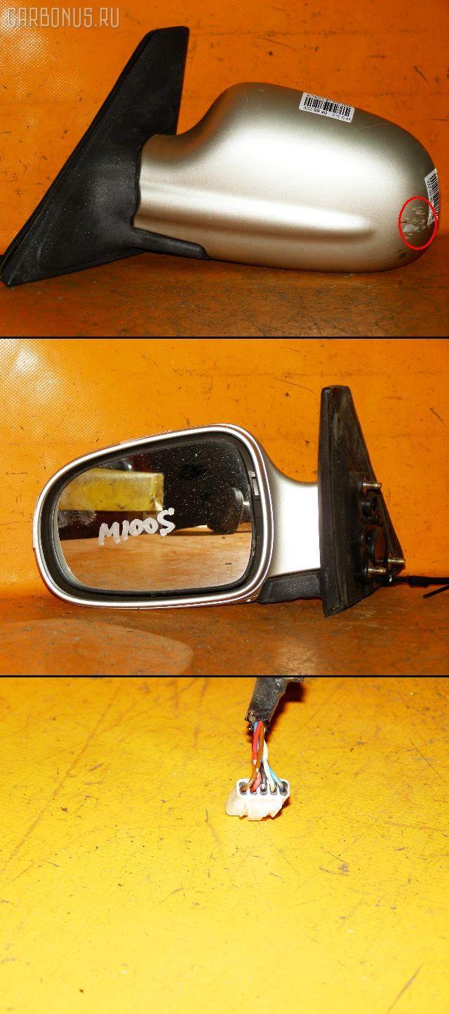 Зеркало двери боковой DAIHATSU STORIA M100S. Фото 3