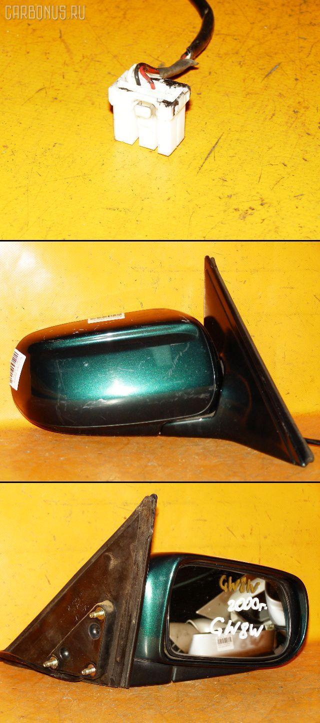 Зеркало двери боковой MAZDA CAPELLA WAGON GW8W. Фото 3
