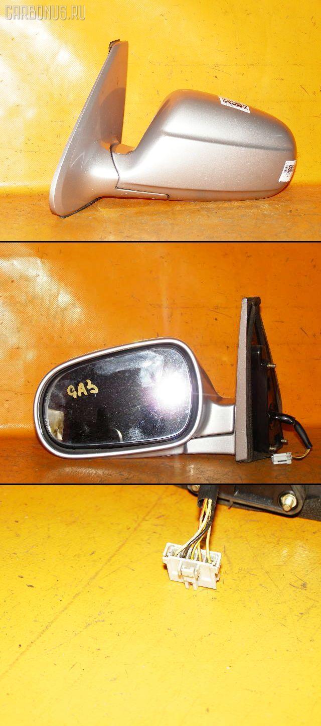 Зеркало двери боковой HONDA LOGO GA3. Фото 5