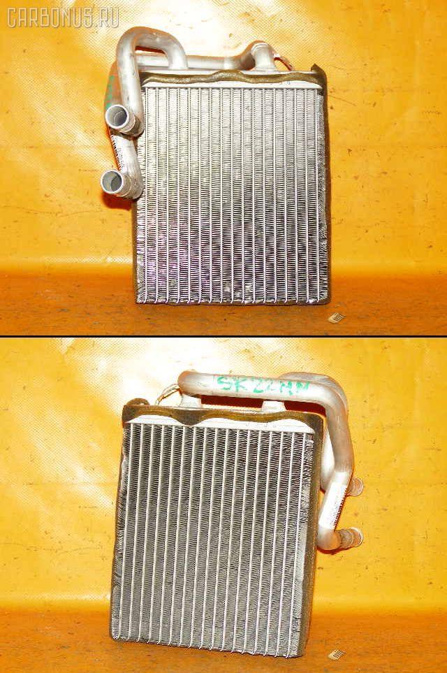 Радиатор печки NISSAN VANETTE SK22MN R2