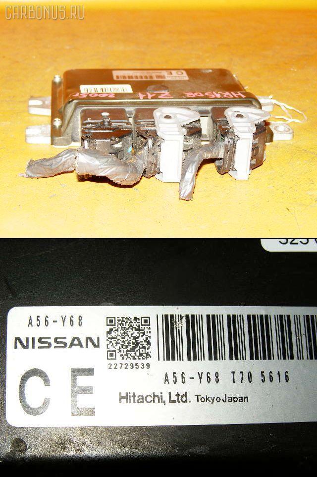 Блок EFI Nissan Cube YZ11 HR15DE Фото 1