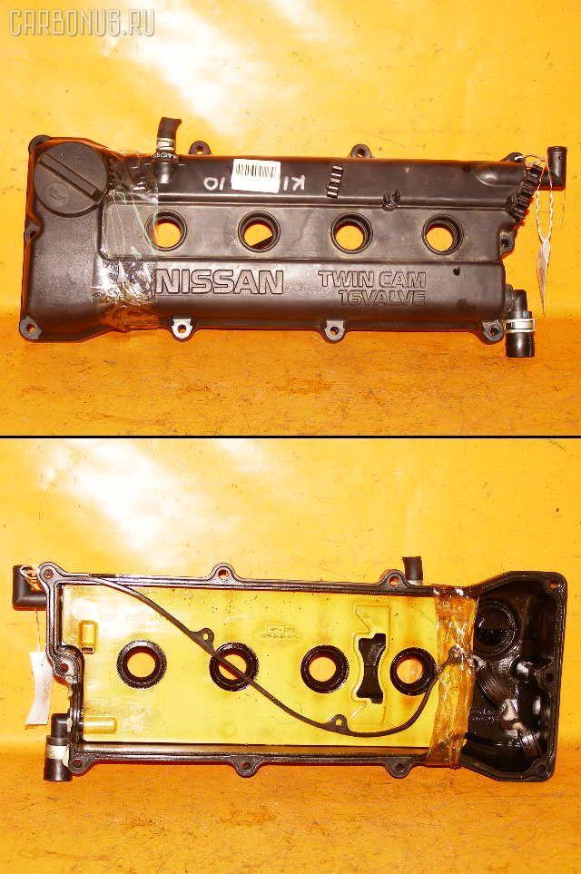 Клапанная крышка NISSAN K11 CG10-DE. Фото 8