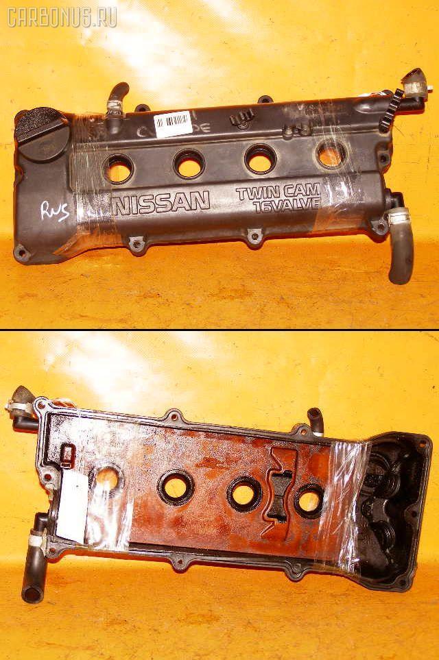 Клапанная крышка NISSAN K11 CG10-DE. Фото 10