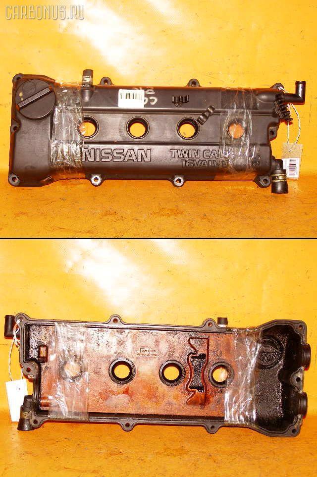 Клапанная крышка NISSAN K11 CG10-DE. Фото 11