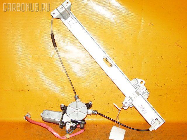 Стеклоподъемный механизм HONDA FIT GD2. Фото 2