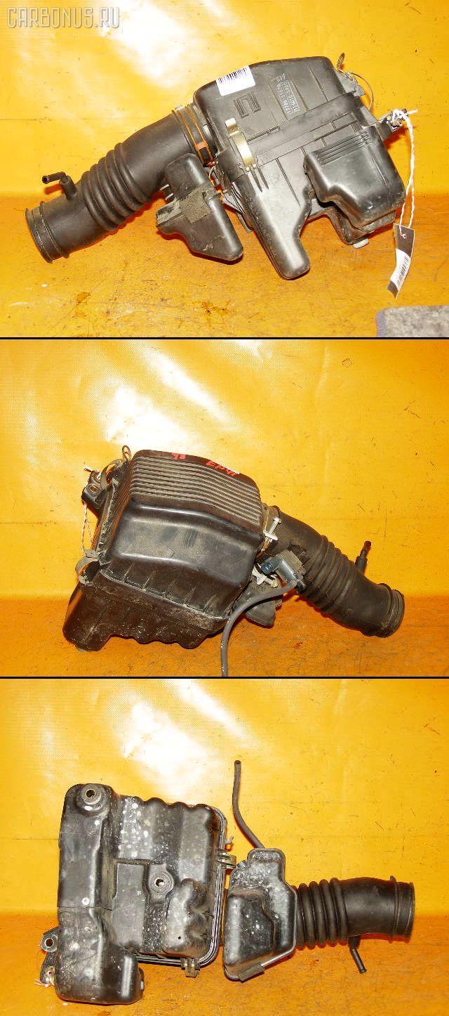 Корпус воздушного фильтра TOYOTA COROLLA II EL51 4E-FE. Фото 8