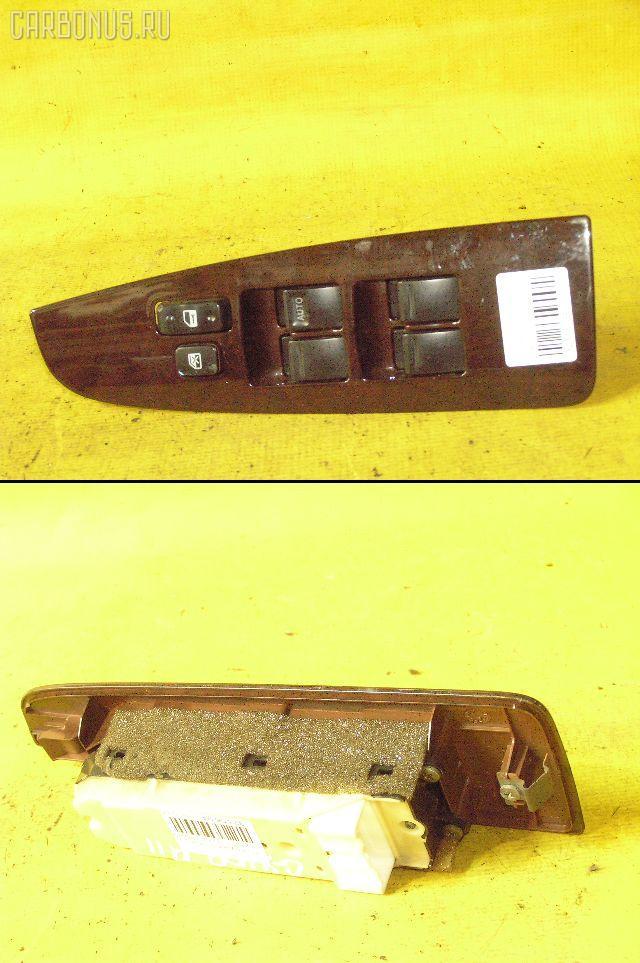 Блок упр-я стеклоподъемниками TOYOTA MARK II GX100. Фото 5