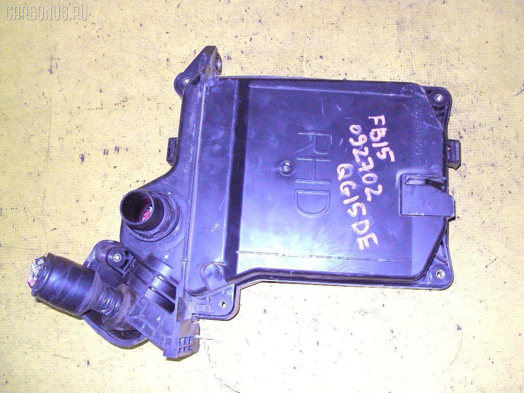 Блок EFI NISSAN SUNNY FB15 QG15DE. Фото 7