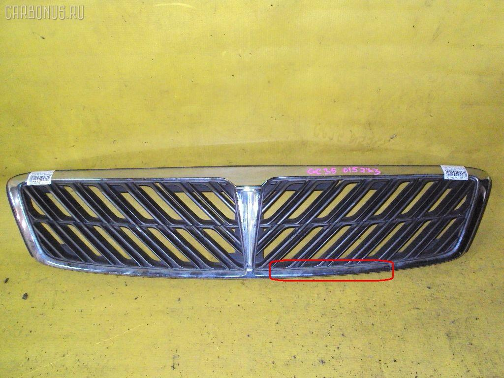 Решетка радиатора NISSAN LAUREL GC35. Фото 2