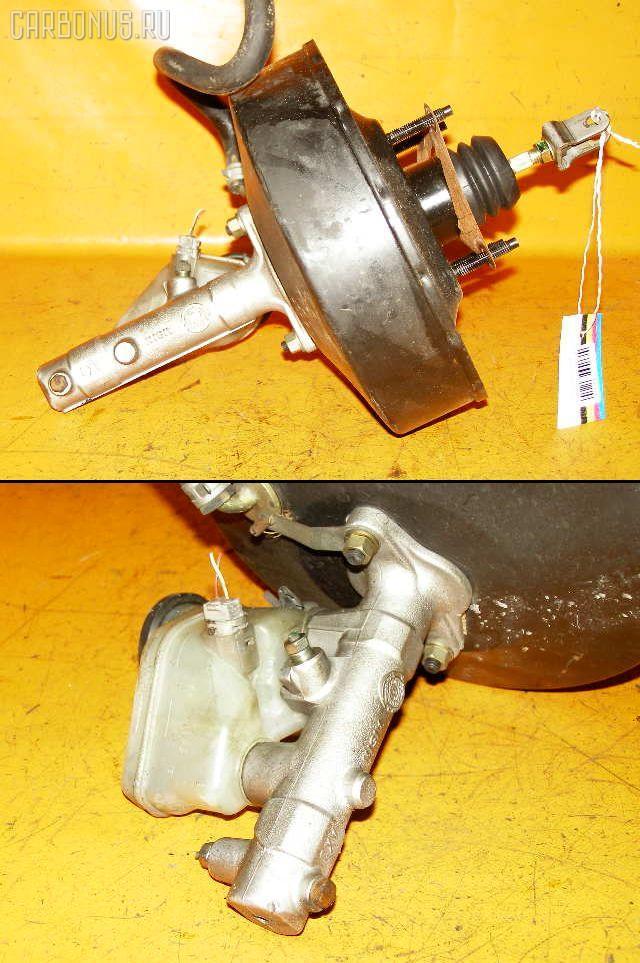 Главный тормозной цилиндр TOYOTA SV40 4S-FE. Фото 2