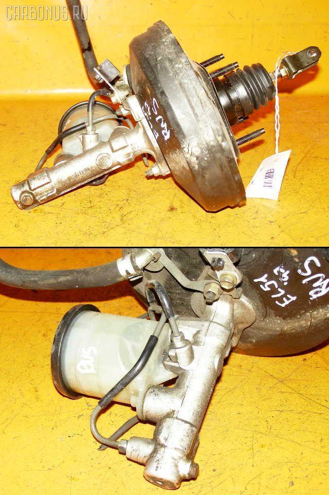 Главный тормозной цилиндр TOYOTA EL51 4E-FE. Фото 2