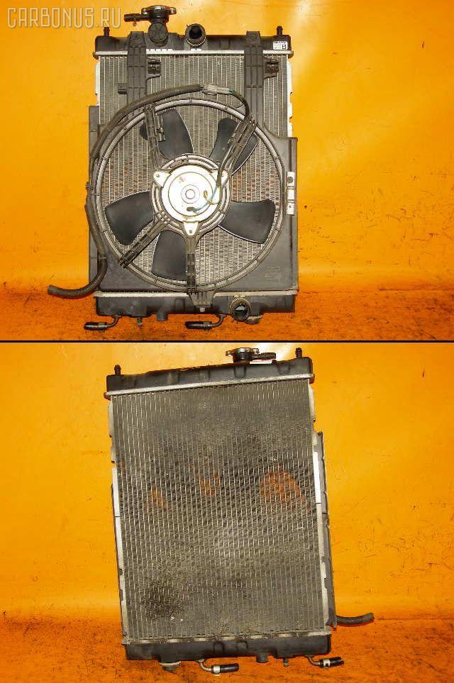 Радиатор ДВС NISSAN CUBE Z10 CG13DE. Фото 10
