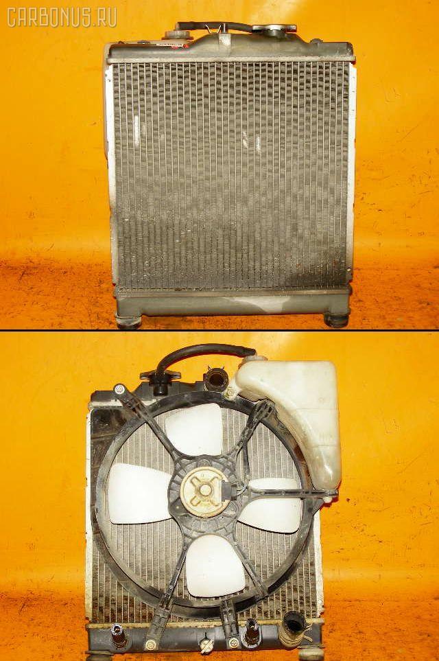 Радиатор ДВС HONDA DOMANI MB4 D16A. Фото 11