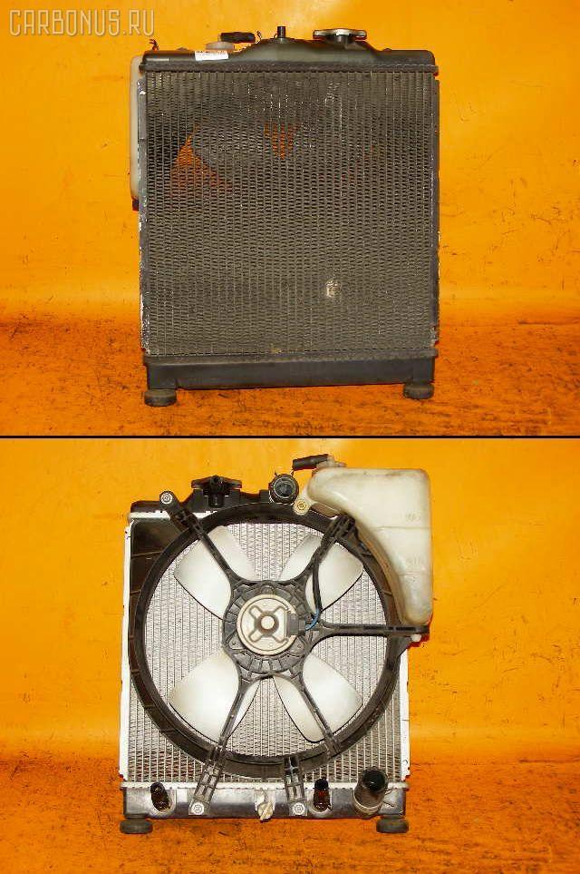Радиатор ДВС HONDA HR-V GH3 D16A. Фото 4