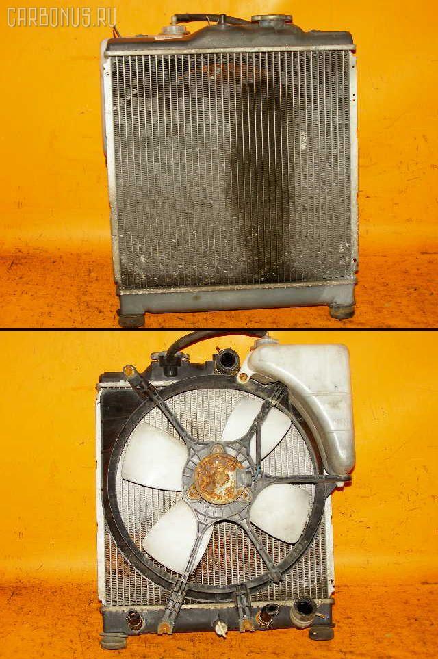 Радиатор ДВС HONDA HR-V GH4 D16A. Фото 3