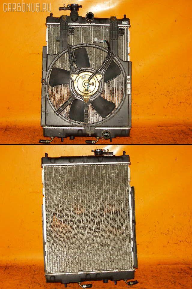 Радиатор ДВС NISSAN CUBE Z10 CG13DE. Фото 11