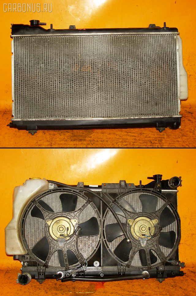 Радиатор ДВС SUBARU IMPREZA WAGON GF2 EJ15. Фото 8