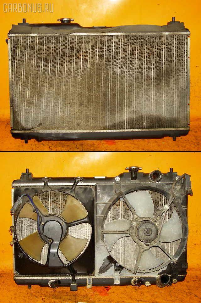 Радиатор ДВС HONDA ORTHIA EL2 B20B. Фото 9
