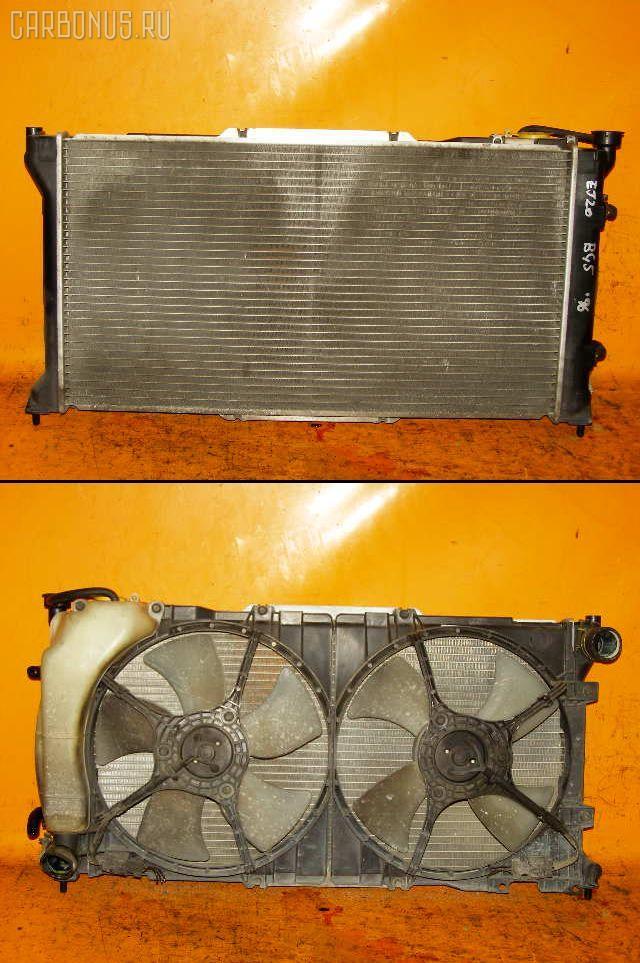Радиатор ДВС SUBARU LEGACY WAGON BG5 EJ20. Фото 2