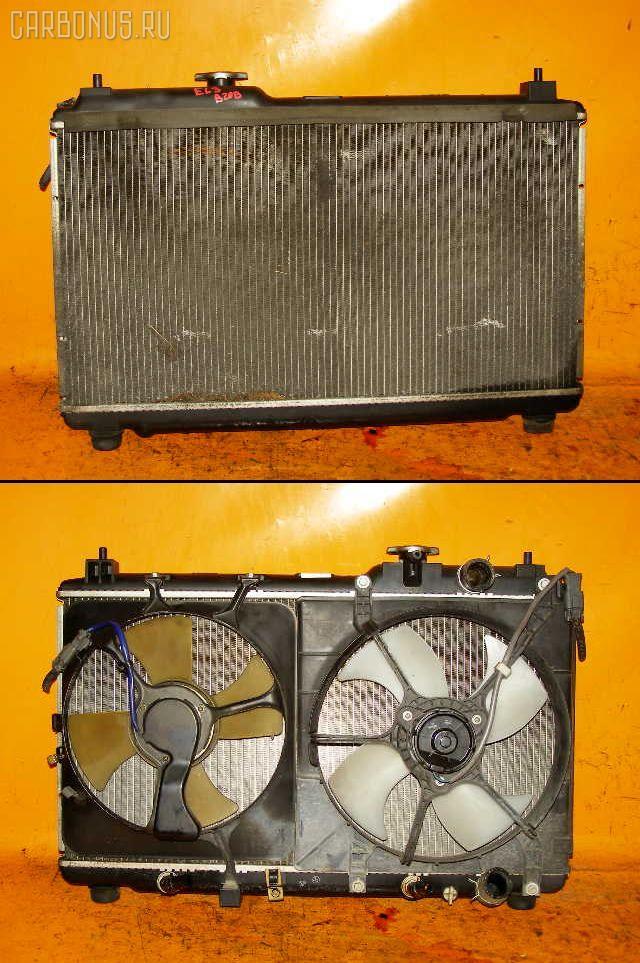 Радиатор ДВС HONDA ORTHIA EL3 B20B. Фото 5
