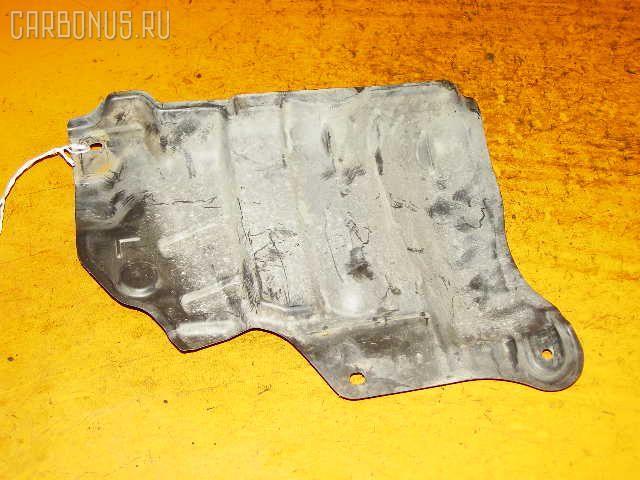 Защита двигателя Nissan March K12 CR10DE Фото 1