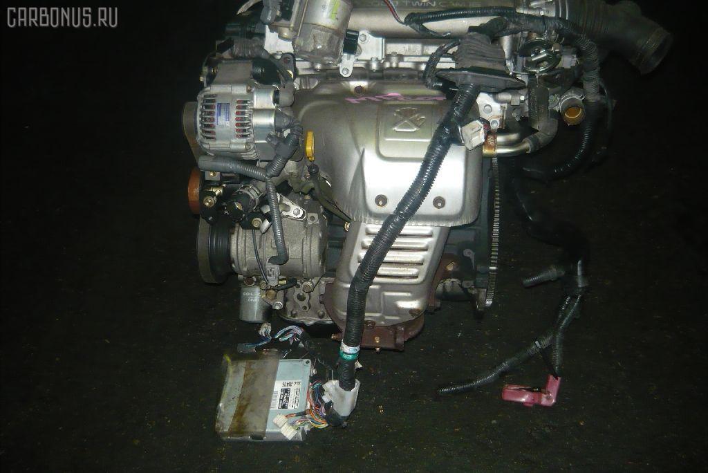 Двигатель TOYOTA CARINA ED ST202 3S-GE. Фото 3