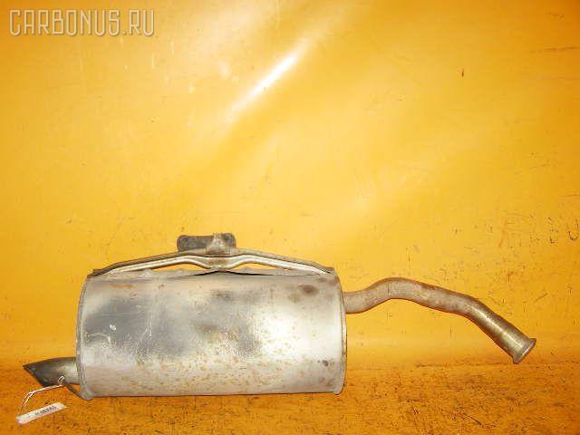 Глушитель TOYOTA STARLET EP91 4E-FE. Фото 1