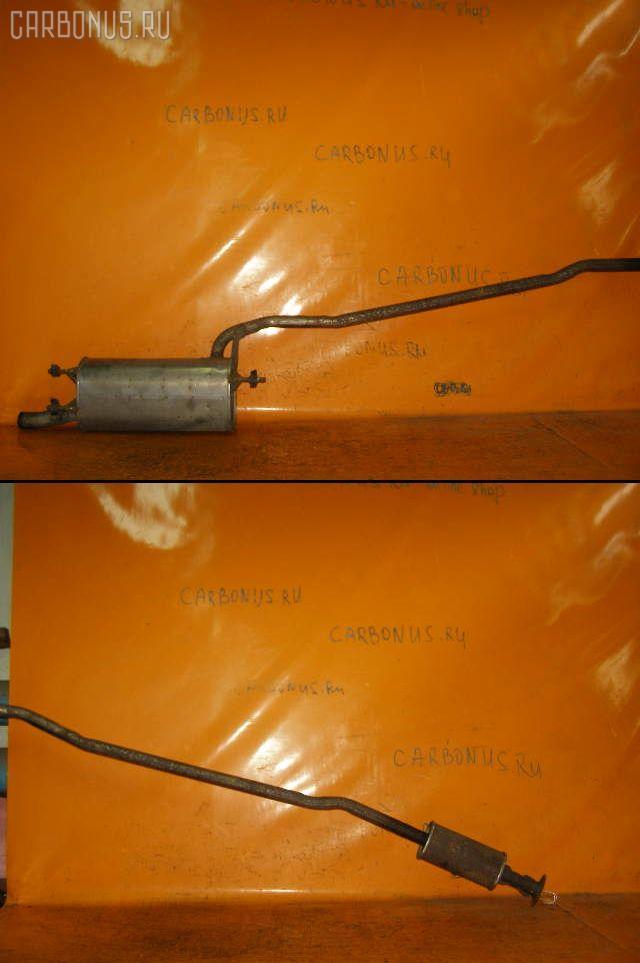Глушитель TOYOTA CARINA AT192 5A-FE. Фото 4