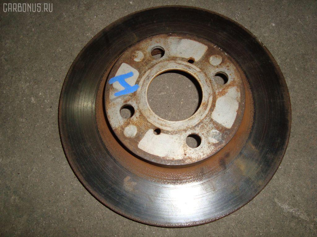 Тормозной диск TOYOTA COROLLA LEVIN AE101