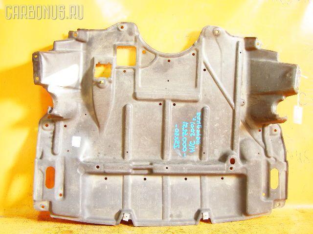 Защита двигателя TOYOTA MARK II JZX110 1JZ-FSE. Фото 4