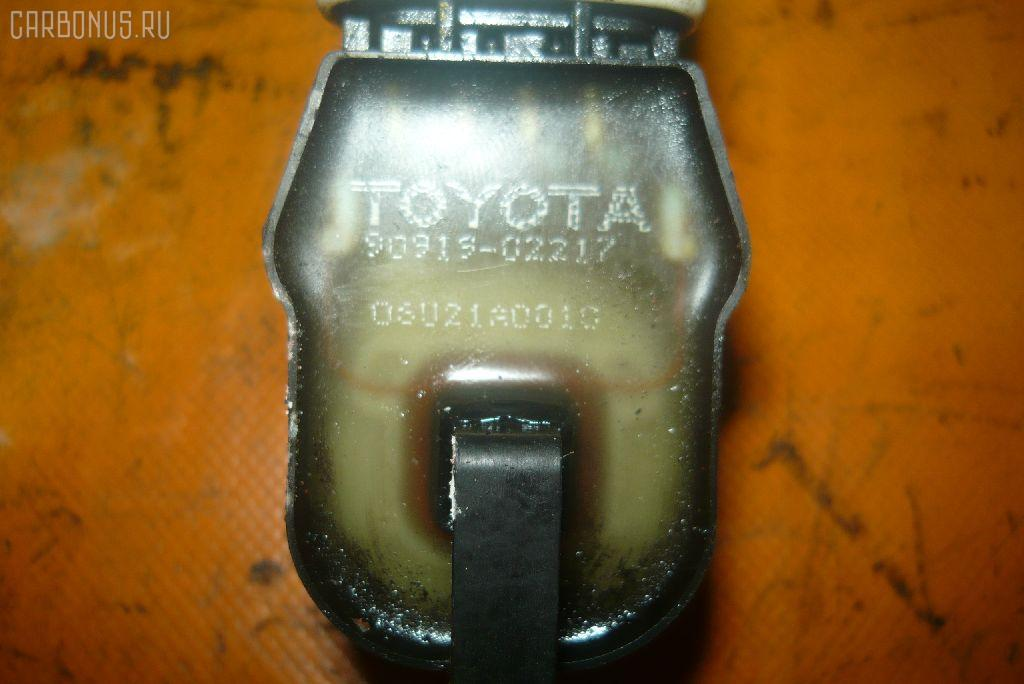 Катушка зажигания TOYOTA CALDINA ST210G 3S-FE. Фото 5