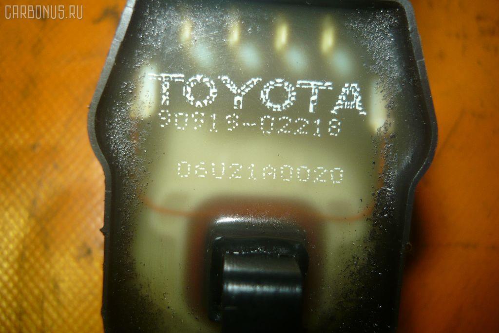 Катушка зажигания TOYOTA IPSUM SXM15G 3S-FE. Фото 4
